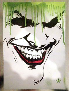 ::the.joker:: by josiahbrooks (print image)