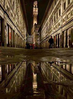 Galleria degli Uffizi e Palazzo Vecchio, Firenze