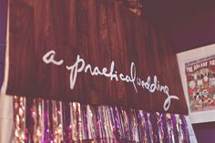 A Practical Wedding Blog  By Meg Keene    weddings. minus the insanity, plus the marriage.