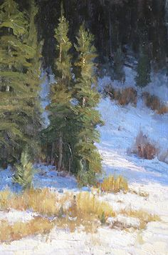 The Start of the Season- Kathleen Dunphy talks about her work in this interview: http://savvypainter.com/podcast/kathleen-dunphy/
