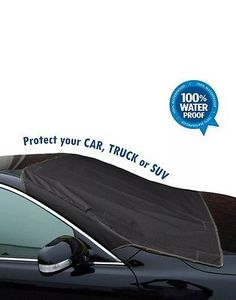 Car Windshield Protect Snow Magnet Waterproof Cover Sunshade Ice Frost Protector  | eBay