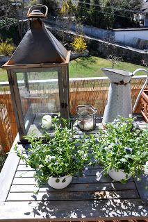 Come arredare terrazza vintage shabby chic on pinterest for Arredare la terrazza