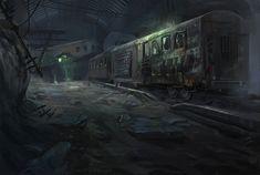 Ze Train by eWKn.deviantart.com on @deviantART