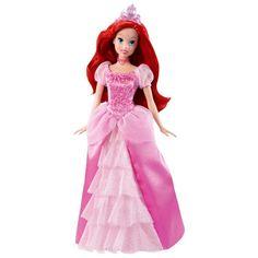 princess Ariel doll