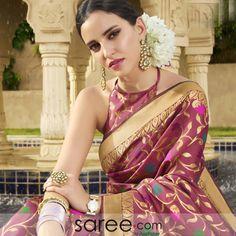 HAPPENING HALTER BLOUSE DESIGN Saree Blouse Designs, Blouse Patterns, Lehenga Choli Online, Art Silk Sarees, Exclusive Collection, Sari, Blouses, Ideas, Women