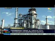 Detuvo #Venezuela privatización de industria petrolera