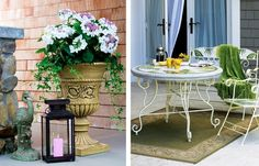 Clever Tips for Decorating the Front Door and the Area Around It