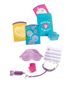 Another great find on #zulily! Cuddles & Cures Pet Accessory Set #zulilyfinds