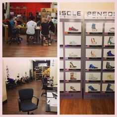 PENSOLE work day!