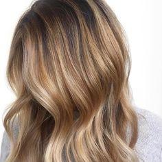 brunette blonde balayage19 Likes, 3 Comments - SALT. (@salt.hair) on Instagram