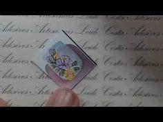 Tutorial Borboleta Branca - YouTube