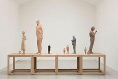 Xavier Veilhan, Architects as volume 2012 Courtesy: Galerie Perrotin, Hong Kong & Paris Xavier Veilhan, Sculpture Art, Sculptures, Bronze, Men's Collection, Objects, Paris, Image, Hong Kong