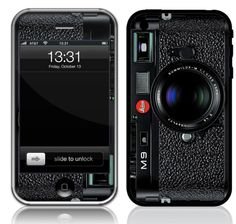 cool iphone cover. #leica  Even better!