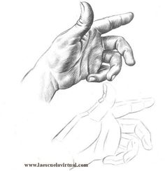 Learn To Draw Como dibujar las manos tutorial gratis curso online how to draw hands drawing draw dibujo lapiz dedos Feet Drawing, Drawing Hands, Gesture Drawing, Life Drawing, Male Figure Drawing, Figure Drawing Reference, Anatomy Sketches, Anatomy Drawing, Cool Drawings
