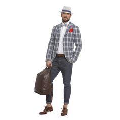 Mod. - L1085 - - Lebole Uomo Collezioni #abiti #Primavera #Estate2016 #fashion #italianstyle #stileitaliano #moda