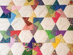 A Quilt of Many Colors.
