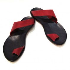 Sandals of Creation: Handmade in California #Sandal #Thong