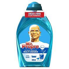 Mr. Propre – Nettoyant Concentré Multi-Surfaces Pureté de Coton 400ml – Lot de 2: Deux fois plus de pouvoir nettoyant par goutte par…