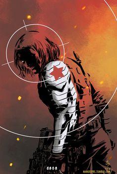 Winter Soldier Comic