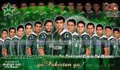 Pakistan cricket team T20 world Cup squad 2012