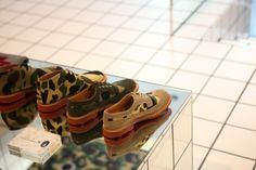 Camo Desert Boots. Camo Brogues