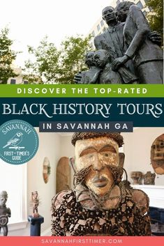 A Black history tour in Savannah will help you to better understand the dynamics of the city. These are some of the most authentic tours you can do, stretching from the Underground Railroad era to Civil War times to the Jim Crow era and beyond.   savannahfirsttimer.com Visit Savannah, Savannah Chat, Usa Places To Visit, Underground Railroad, Jim Crow, Travel Articles, United States Travel, Ultimate Travel, Usa Travel