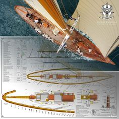 1929 Baglietto 12 metre class Sail Boat For Sale - www.yachtworld.com