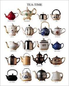 Hale Sevsevil: 5 o'clock, Tea time....