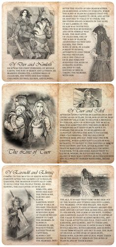 Of the Peredhil of Middle-Earth part 2