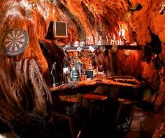 World's Strangest Bars - Baobab Tree Bar & Wine Cellar, South Africa Tree Bar, Baobab Tree, Small Doors, Travel And Leisure, Wine Cellar, Tree Of Life, Amazing Nature, South Africa, To Go