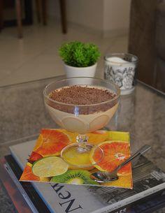 Cozinha Tosca de Marina: Mousse de Doce de Leite (receita absurdamente rápida de fazer)