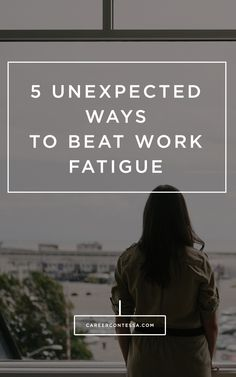 Don't have time for a nap? Try these quick 5 ways to get over the afternoon slump and be #productive in the office today! #Fatigue #Tired #Office #Work #Bored #Playlist #Friends