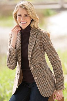 Classic Wool Blazer | Chadwicks of Boston