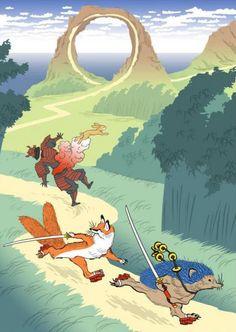 Gamefreaks • sanosagara: Tokugawa Sonic The Hedgehog Style //...