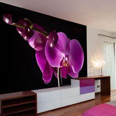 Votre intérieur est à 2 doigts de vous remercier  ---------------------------------------------------------------------  Papier Peint Élégant Orchidée  à 103,30€  sur https://www.recollection.fr/papiers-peints-fleurs-orchidees/8075-papier-peint-elegant-orchidee.html  #Orchidées #mobilier #deco #Artgeist #recollection #decointerior #interiordesign #design #home  ---------------------------------------------------------------------  Mobilier design et décoration intérieure…