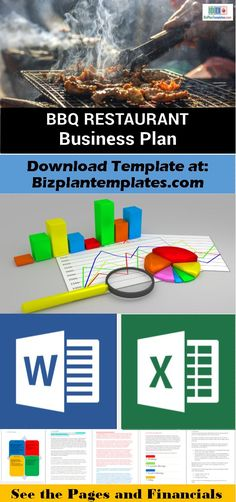 fashion truck business plan example   Business Plan Example     Create a full business plan for starting and operating a BBQ restaurant   Easy to use industry specific templates in Word and Excel with example  content and