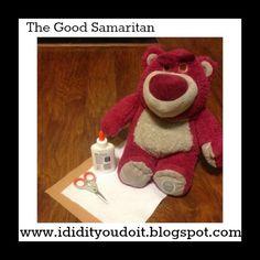 I Did It - You Do It: The Good Samaritan - Social Media Plan