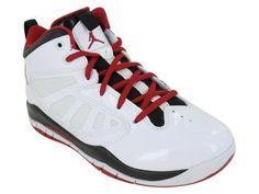 Nike Kids's NIKE JORDAN FLIGHT TEAM 11 (GS) BASKETBALL SHOES 6 (WHITE/GYM RED/BLACK) Nike. $76.90