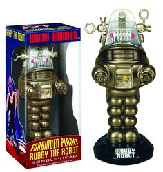 Robby the Robot toy.