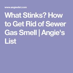 sewage smell in bathroom. How to Get Rid of Sewer Gas Smell a in Bathroom Drains  gas