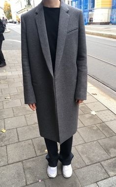 Minimal Design and Clean Lines. Minimal Design, Clean Lines, Wool Coat, Celine, Normcore, Shopping, Collection, Fashion, Minimalist Design