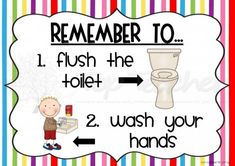 hygiene posters for schools - Google Search More