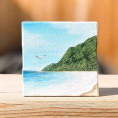 Acrylic Paintings, Therapy, My Arts, Ocean, Instagram, The Ocean, Healing, Sea