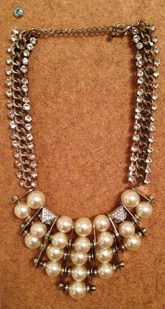major statement necklace by shop616couture on Etsy, $90.00