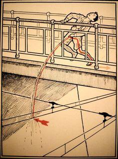 Hochspannung! Lebensgefahr! Der Stromtod lauert 1931 überall - Tutscheks Zeitreiseblog - derStandard.at › User