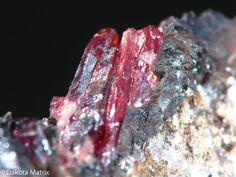 Allactite; Långban, Filipstad, Värmland, Sweden: manganese/arsenic