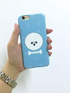Puppy design iPhone6 case