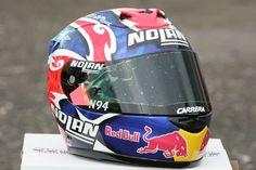 Stoner`s helmet, Italian MotoGP 2006
