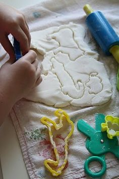 homemade oven bake clay - Re-pinned by #PediaStaff.  Visit http://ht.ly/63sNt for all our pediatric therapy pins