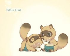 So much cuteness :D  Made by: http://touch.pixiv.net/member_illust.php?mode=medium&illust_id=32234143